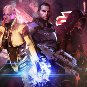 Mass Effect 0: Omega