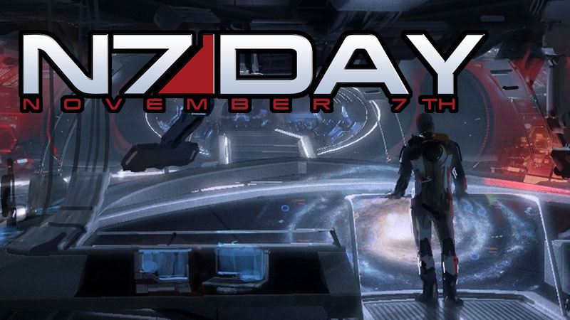 N7 Day - День N7