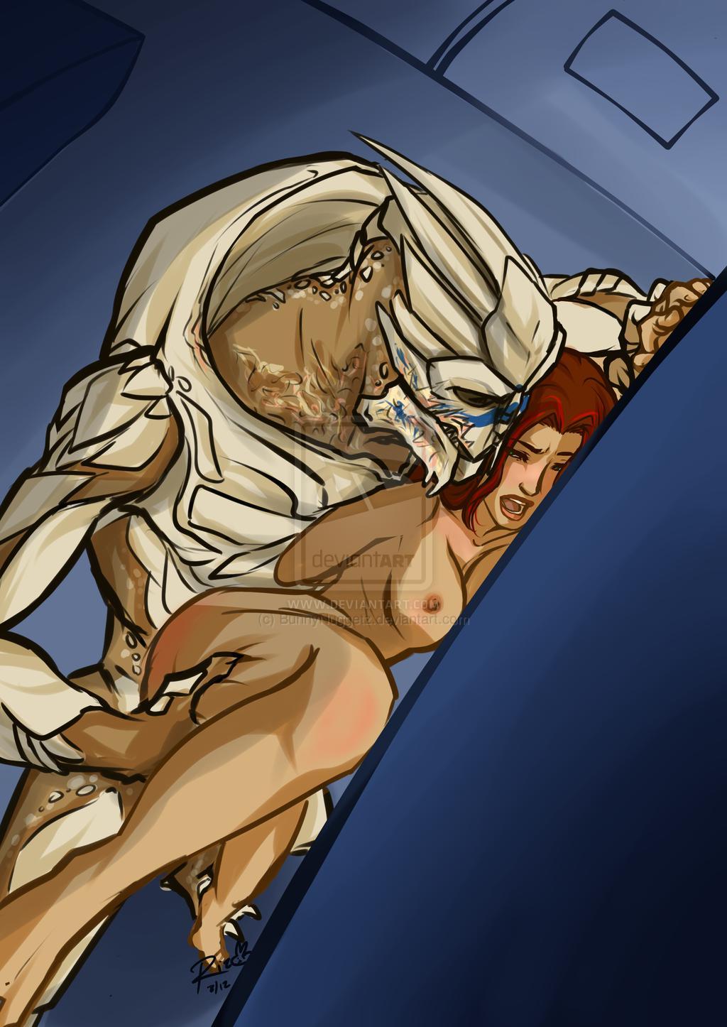Female shepard hentai erotic wives