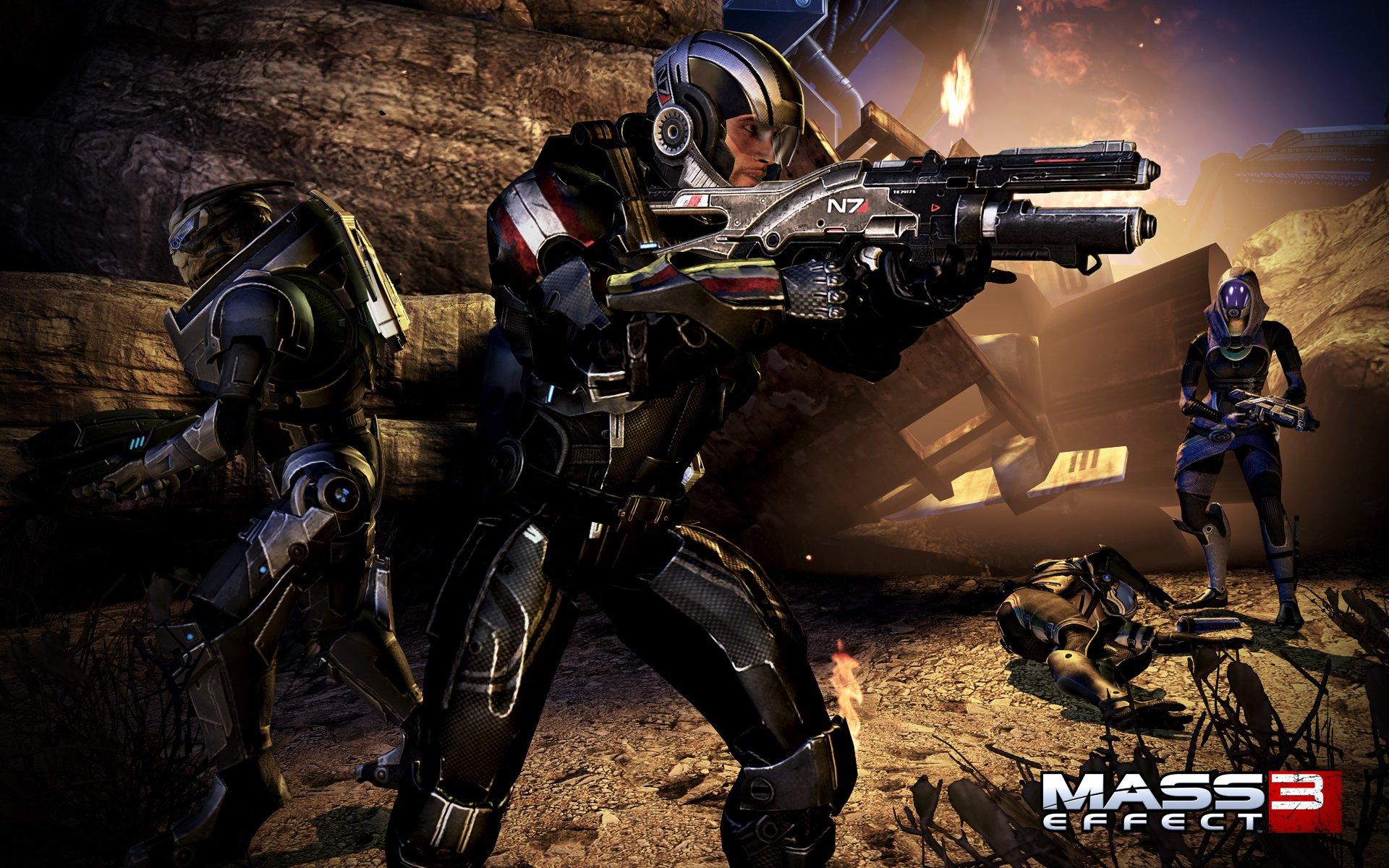 Mass Effect 3 дадут на пробу скачать для Игровые новости.