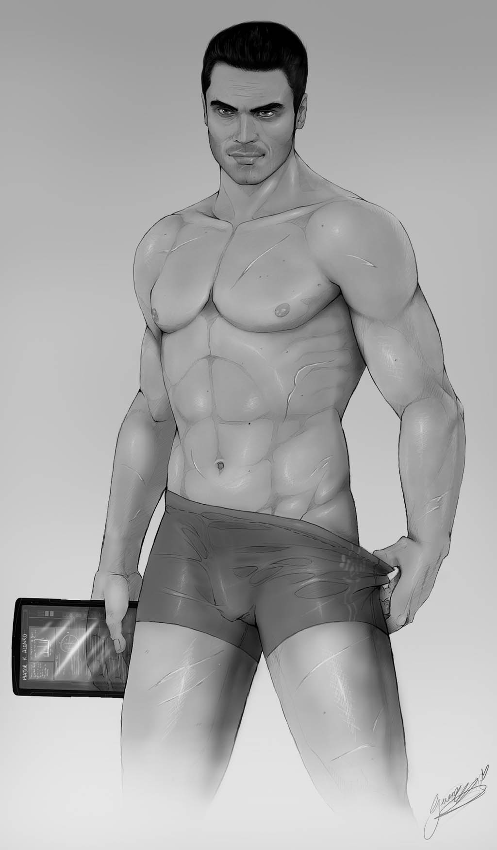 Mass effect 3 nude cheats sexy scenes