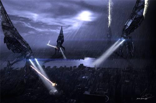 Mass Effect 3 - теория индоктринации (RUS)