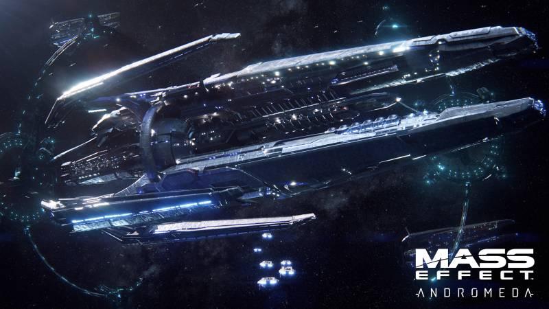 Mass Effect Andromeda screenshots