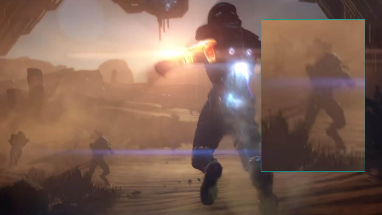 Новая враждебная раса в Mass Effect: Andromeda - Скриншоты Mass Effect: Andromeda