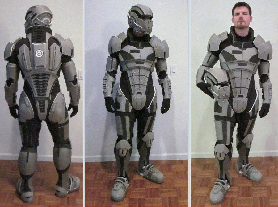 Шепард (косплей) - Косплей Mass Effect